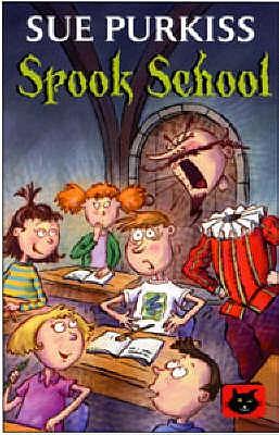 Spook School - Purkiss, Sue