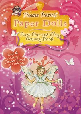 Flower Fairies Paper Dolls - Barker, Cicely Mary