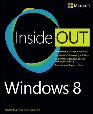 Windows 8 Inside Out - Northrup, Tony