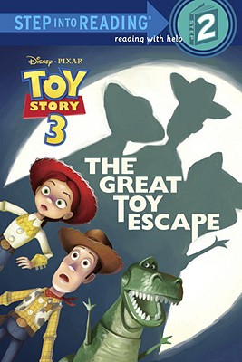 Toy Story 3: The Great Toy Escape - Richards, Kitty