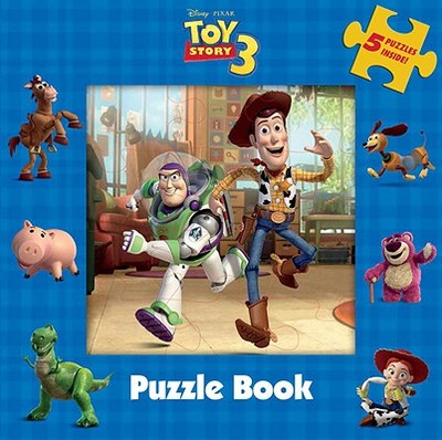 Toy Story 3 Puzzle Book - Random House Disney (Creator)