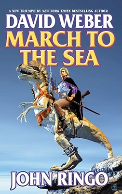 March to the Sea - Weber, David, and Ringo, John