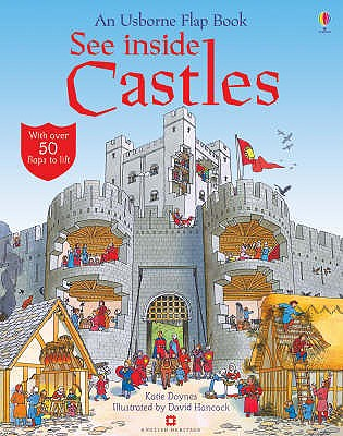 See Inside Castles - Daynes, Katie