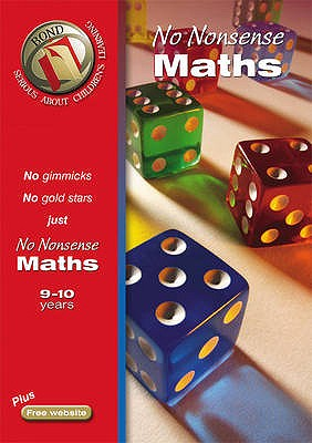 Bond No-Nonsense Maths 9-10 Years - Lindsay, Sarah