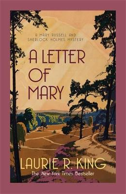 A Letter of Mary - King, Laurie R.