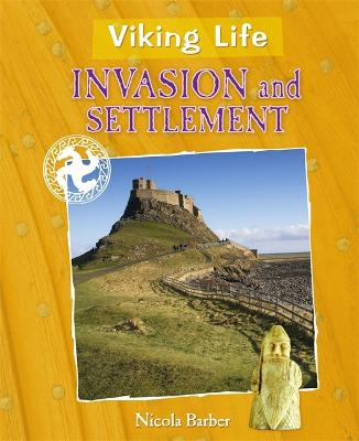 Invasion and Settlement - Barker, Nicola