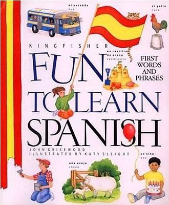 Fun to Learn Spanish - Grisewood, John