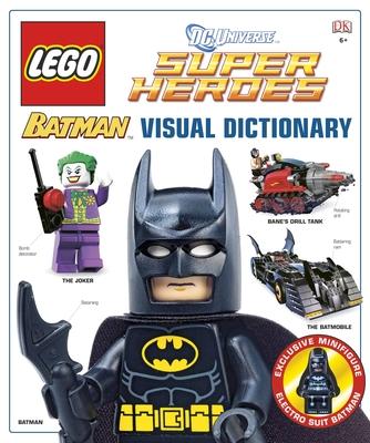 Lego Batman: Visual Dictionary - Lipkowitz, Daniel
