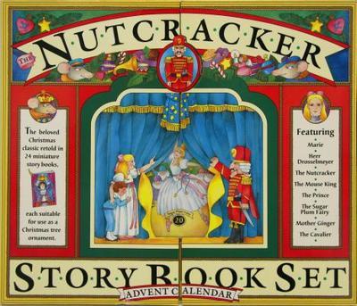 The Nutcracker: Story Book Set & Advent Calendar - Packard, Mary