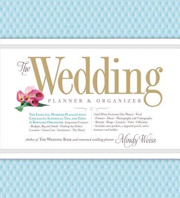 The Wedding Planner & Organizer - Weiss, Mindy