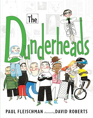 The Dunderheads - Fleischman, Paul