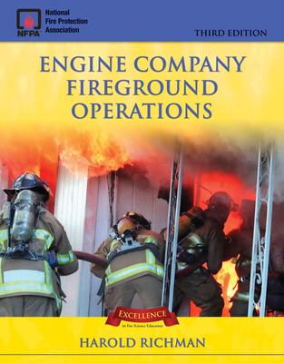 Engine Company Fireground Operations - Richman, Harold