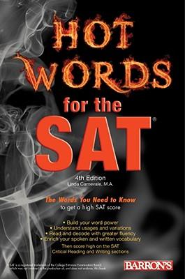 Hot Words for the SAT - Carnevale, Linda