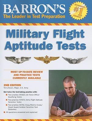 Barron's Military Flight Aptitude Tests - Duran, Terry L