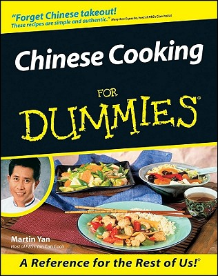 Chinese Cooking for Dummies - Yan, Martin, and Yan, and Ingroia, Linda (Editor)