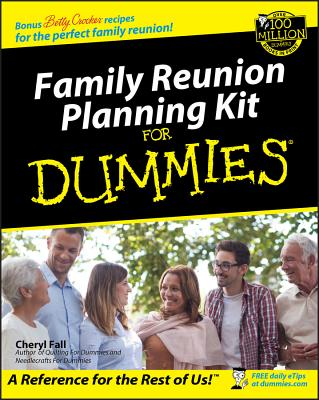 Family Reunion Planning Kit for Dummies - Fall, Cheryl