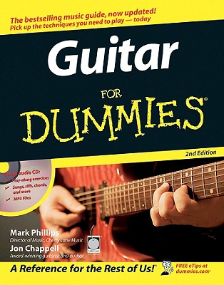Guitar for Dummies - Chappell, Jon, and Phillips, Mark