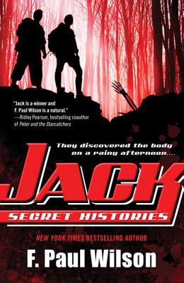 Jack: Secret Histories - Wilson, F Paul