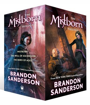 Mistborn Trilogy Set - Sanderson, Brandon
