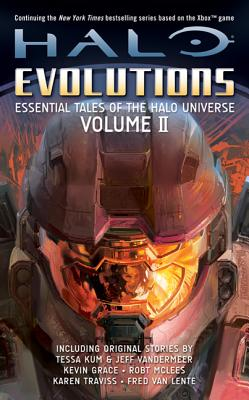 Halo Evolutions: Essential Tales of the Halo Universe - Van Lente, Fred, and VanderMeer, Jeff, and Kum, Tessa