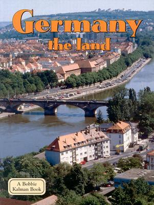 Germany the Land - Lane, Kathryn