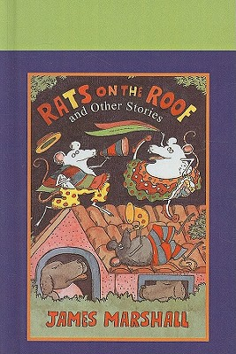 Rats on the Roof: And Other Stories - Marshall, James