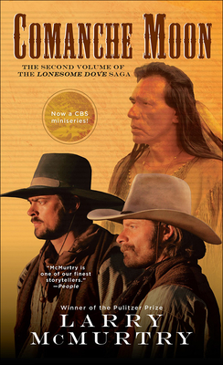 Comanche Moon - McMurtry, Larry