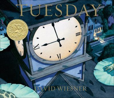 Tuesday - Wiesner, David