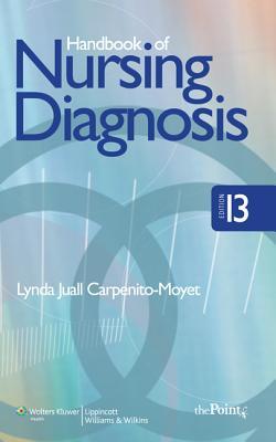 Handbook of Nursing Diagnosis - Carpenito-Moyet, Lynda Juall