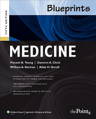 Blueprints Medicine - Young, Vincent B, and Kormos, William A, and Chick, Davoren A