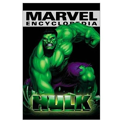 Marvel Encyclopedia: The Hulk - Kiefer, Kit, and Marvel Comics (Text by)