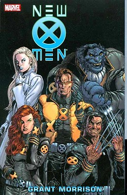New X-Men Ultimate Collection Book 2 - Morrison, Grant