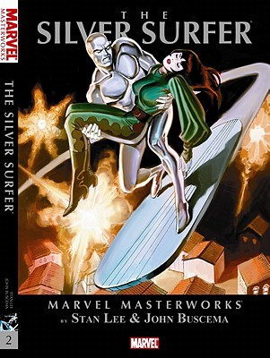 The Silver Surfer - Lee, Stan