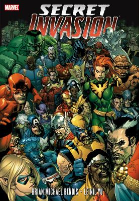 Secret Invasion - Bendis, Brian Michael