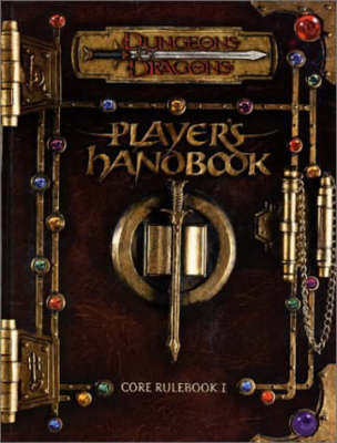 Dungeons & Dragons Player's Handbook: Core Rulebook I - Wizards of the Coast (Creator)