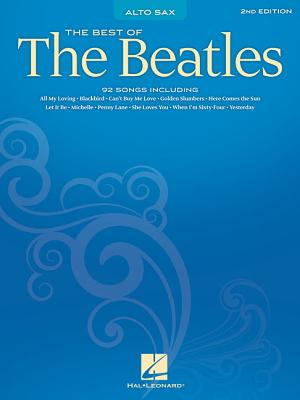 Best of the Beatles: Alto Sax - Hal Leonard Publishing Corporation (Creator)