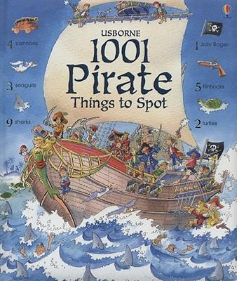 1001 Pirate Things to Spot - Jones, Rob Lloyd