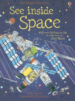 See Inside Space - Daynes, Katie