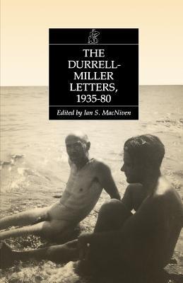 Durrell-Miller Letters, 1935-1980 - MacNiven, Ian S, Professor