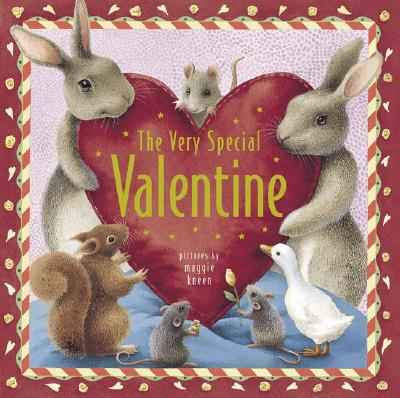 The Very Special Valentine - Kneen, Maggie, and Chronicle Books