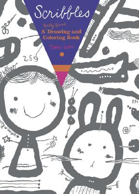 Scribbles: A Really Giant Drawing and Coloring Book - Gomi, Taro
