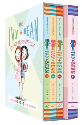 The Ivy + Bean Secret Treasure Box - Barrows, Annie