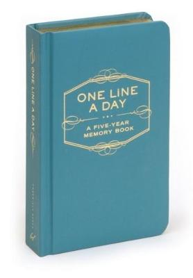 One Line a Day: A Five Year Memory Book - Not Available