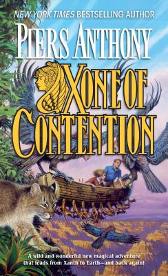 Xone of Contention - Anthony, Piers