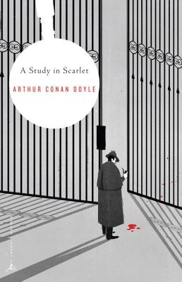 A Study in Scarlet - Doyle, Arthur Conan, Sir, and Perry, Anne (Introduction by)