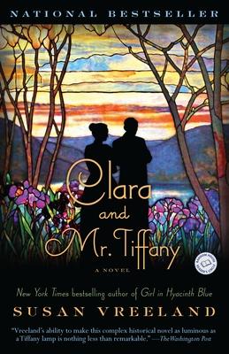Clara and Mr. Tiffany - Vreeland, Susan
