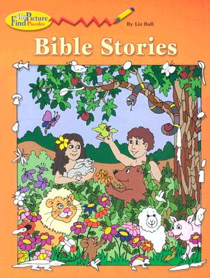 Bible Stories: Find Picture Puzzle - Ball, Liz