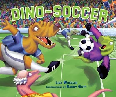 Dino-Soccer - Wheeler, Lisa