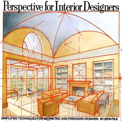 Perspective for Interior Designers - Pile, John, Jr.