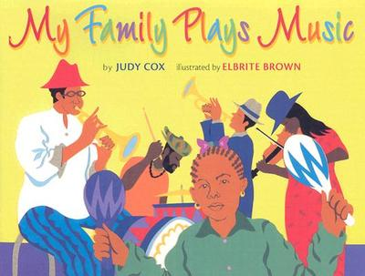 My Family Plays Music - Cox, Judy